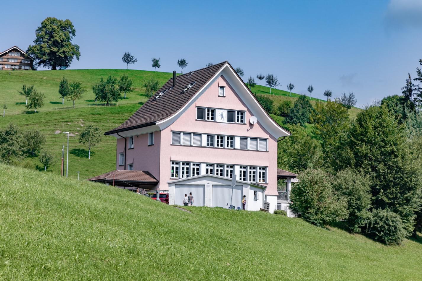 Foto Schulhaus Saien