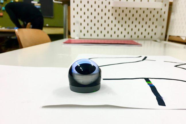 Betragsfoto zu «Roboter auf Schulbesuch in der 6. Klasse»